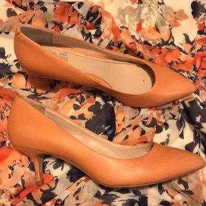 Vince Camino Peach Heels
